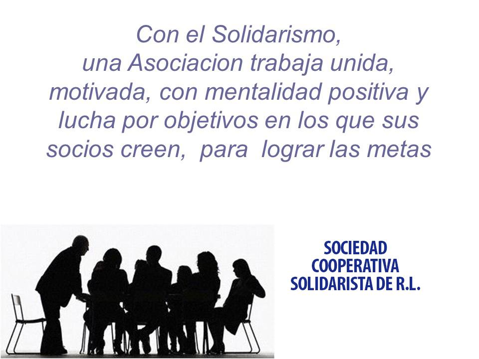 Frases Solidaristas